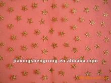 Organza glitter for festival package and decoration