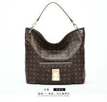 Exported pvc handbag charming bag/pvc fashion handbag/soft shinny pvc handbag