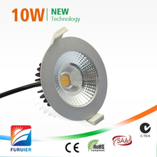 UL dimmable 3 inch 10w indoor Fire Rated IP65 COB led downlight no driver