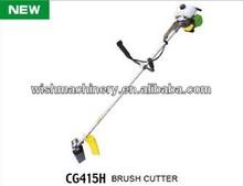 garden machinery 2-stroke gasoline brush cutter/grass trimmer 41.5CC Brush cutter CG415H with EPA CE