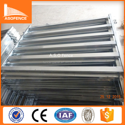 hot-dipped galvanized paint cattle panels/silver color animal home/heavy duty paint cattle panels