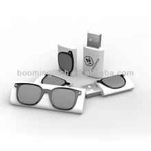 PVC Sun Glasses USB Flash Drive as travel tour promotion