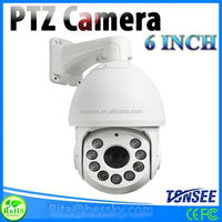 6 inch 2mp 1080p 20x Ir Ptz Speed Dome Ip Camera,Dome Ptz Camera,security camera full hd dome