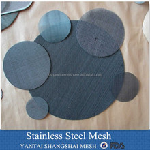 ShangshaiI 316 stainless steel welded wire mesh