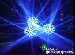 led cristal ball disco light