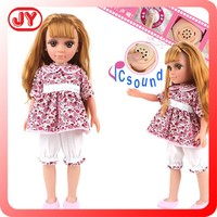 18 inch beautiful silicone reborn doll for sale vinyl doll for girls and EN71