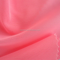 super soft 86% polyester and 10% spandex mesh fabric