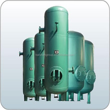 2000L 40Bar Small Pressure Vessels Air Compressor Tank