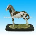 caballo del sudoeste de figuras de resina