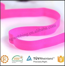 Manufacturing elastic bands for clothes