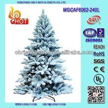 HOT SEELING DESIGN 6ft White Christmas Trees For Wholesale