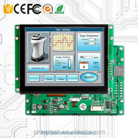 10 inch industrial intelligent TFT touch with UART port for beauty and medical equipment