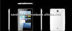 "2013 Latest 7"" ATV FM, Dual Sim MTK8377 Dual core Android tablet"