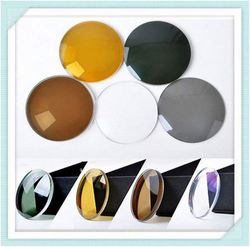 Popular fashion design flat top lens