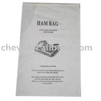 Cotton nature color ham bag