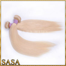2015 best selling products honey blonde brazilian hair weave in america
