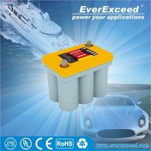 ISO/CE High quality AGM Deep Cycle li-ion marine battery
