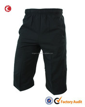 Mature new cut classic whole black lining dri-fit men's shorts