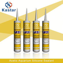 acetoxy cure glass curtain wall silicone sealant