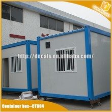 CT004-8 chinese special 20ft container for sale