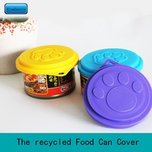 Funtional Pet Food Cans Storage container Lid