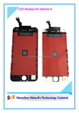 mobile phone display LCD digitizer lcd touch screen for iphone 6 new products on china market