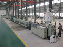 German Technology 16-1200mm High Efficient PE Series Gas/ Water Supply Pipe Extrusion Line