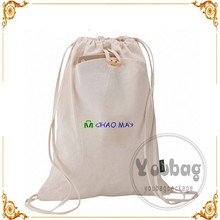 Fashion customized exporters D-cut cotton bags,die cut cotton bag