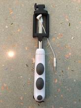 New Design Enjoy Wired Monopod Extendable Selfie Stick