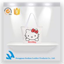 soft fabric canvas summer handbag funky handbags
