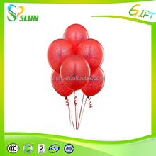 Personlized photo cheap custom printed balloons