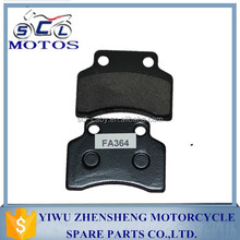 SCL-2014010026 FA364 chinese motorcycle Parts Motorcycle Brake Pads