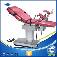Gynecology Equipments Electric Obstetric Delivery Table