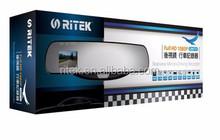 Cámara del coche negro caja grabadora de vídeo Full HD