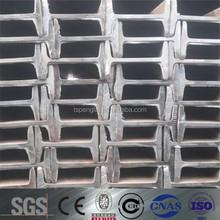 hot rolled standard metal structural steel i beam/carbon steel din 1.0037 i beam steel