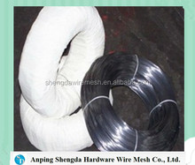 Soft Annealed Black Iron Wire (low price,high quality ,real factory)