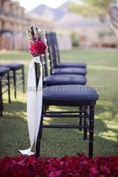 2015 Cheap Clear Wedding Resin Tiffany Chair