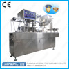 Automatic bubble tea cup sealing machine and fillling machine safe and reliable