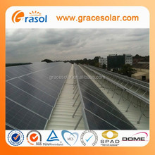 Solar Panel Mounting System for Metal Roof,Solar Panel Tracking System,10kw Solar Panel System