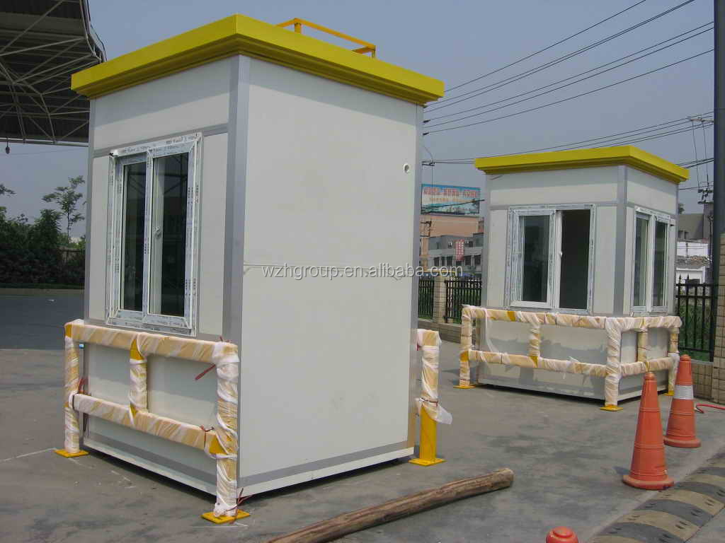Container house villa flat pack when loading and self for Villa container