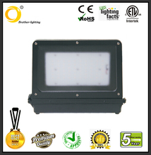 40w 60w 75w 90w 95lm/w dusk-dawn sensor ul led wall pack american market wall pack meanwell driver 5 year warranty