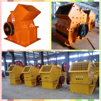 High Quality and low price impact crusher hammer mill