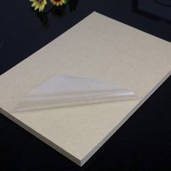 Avery coated paper A4 label adhesive sitcker paper