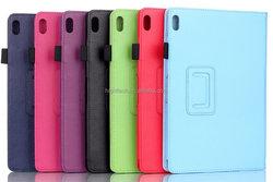 "Fashion PU Leather Case Folio Stand Smart Cover for Lenovo A10-70(A7600) 10.1"""