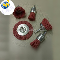 Filament paint rust remover abrasive wheel cup brush