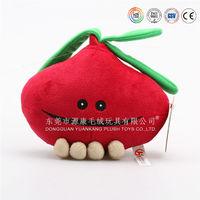 Plush vegetables shaped pillow,fruit shaped cushion