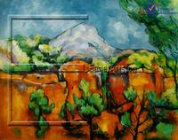 Modern Canvas Famous Landscape Painting