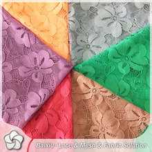 various colors super soft swiss lace popular in lace market