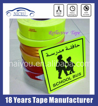Highly-efficient reflective tape for vehicle line at good price