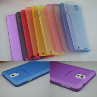 0.33mm Ultra thin super slim matte mobile phone case for samsung galaxy note 3